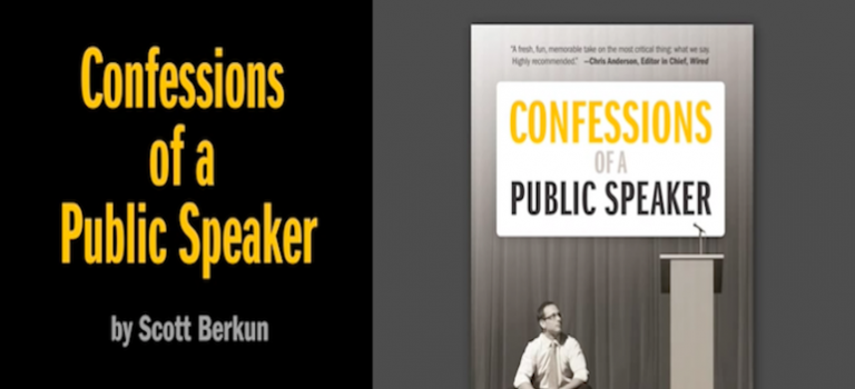 5 Reasons to Read THIS Book About Public Speaking