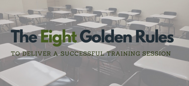 How  to Deliver a Successful Training Session