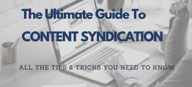 Content Syndication Checklist: What You Need to Know